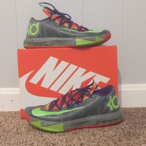 Kevin Durant KD6 Energy Shoes